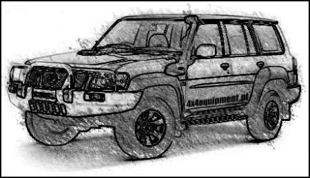 Nissan - 4x4equipment.pl